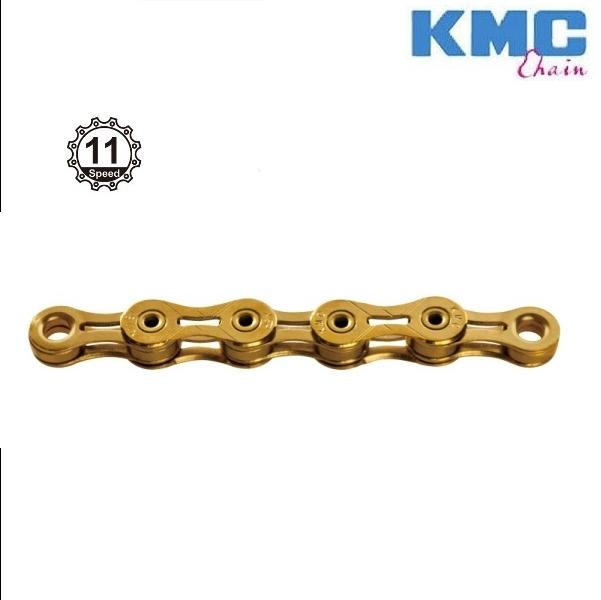 KMC(ケーエムシー) X11SL-1 Ti-GD / チェーン
