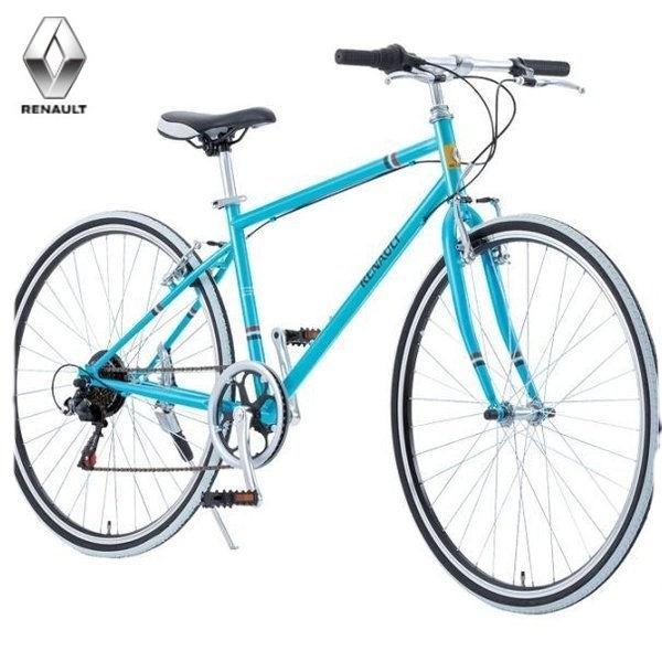 クロスバイク RENAULT CRB7006S ブルー /0399 / ルノー 700C