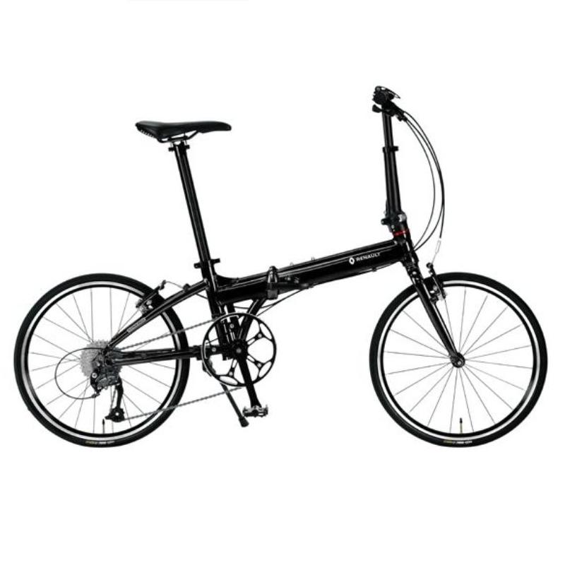 <title>軽量 8.9kg アルミ製 折畳み自転車 軽さがウリです 折り畳み自転車 日本最大級の品揃え RENAULT ルノー PLATINUM MACH8 プラチナマッハ8 20インチ 折りたたみバイク グラスブラック</title>