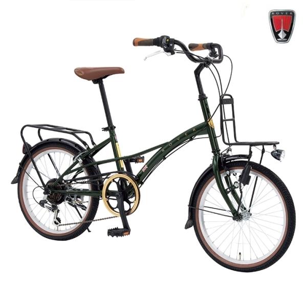 ミニベロ ROVER CITY 206N (グリーン) ローバー シティー 206N バイク