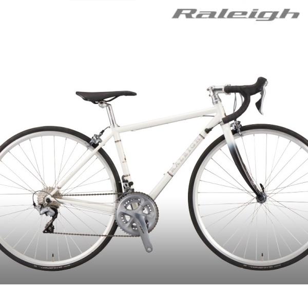 (販売価格は問い合わせ後お知らせします)RALEIGH ラレーCRF Carlton-F カールトンF ロードバイク/2019モデル/パールホワイト