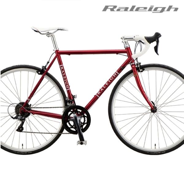 (販売価格は問い合わせ後お知らせします)RALEIGH ラレーCRA Carlton-A カールトンA ロードバイク/2019モデル/ヴィンテージレッド