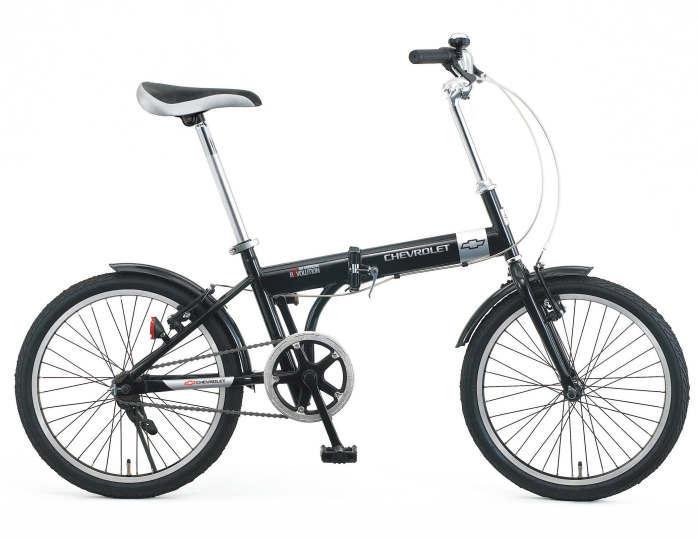 ミムゴ シボレー FDB20 (ブラック)折り畳み自転車 NO.73123 MIMUGO CHEVROLET FDB20 フォールディングバイク 365 【送料無料・メーカー直送・代引き不可】