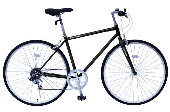 ミムゴ フィールドチャンプ クロスバイク 700C6SF MG-FCP700CF(ブラック)MIMUGO FIELD CHAMP CROSSBIKE700C6SF 365 【送料無料・メーカー直送・代引き不可】