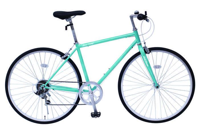 ミムゴ フィールドチャンプ クロスバイク 700C6SF(グリーン)MG-FCP700CF MIMUGO FIELD CHAMP CROSSBIKE700C6SF 365 【送料無料・メーカー直送・代引き不可】