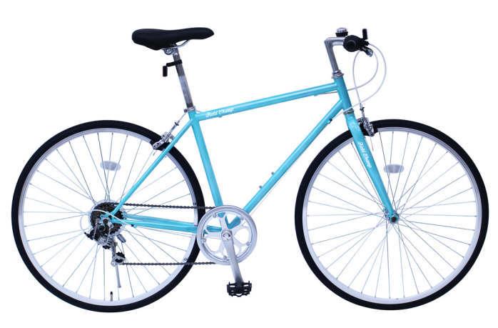 ミムゴ フィールドチャンプ クロスバイク 700C6SF(ブルー)MG-FCP700CF MIMUGO FIELD CHAMP CROSSBIKE700C6SF 365 【送料無料・メーカー直送・代引き不可】