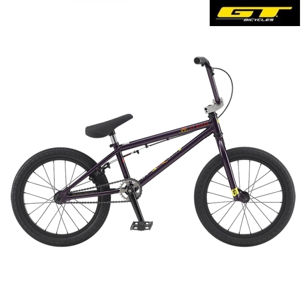子供用自転車 BMX GT Performer 18 (トランスウォッシュドパープル) 2020 ジーティー パフォーマー 18 バイシクル モトクロス
