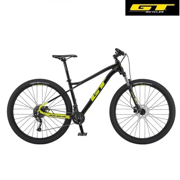 """マウンテンバイク GT AVALANCHE SPORT 27.5"""" (ブラック) 2020 ジーティー アバランチェスポーツ"""
