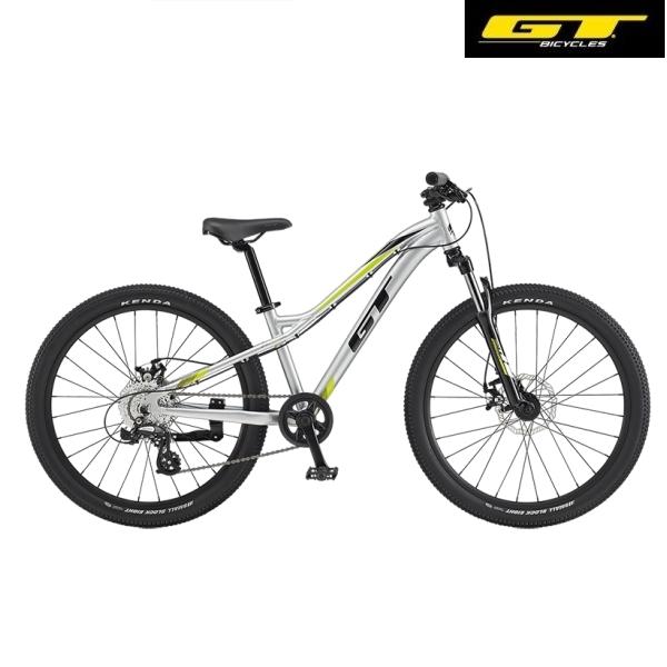 子供用自転車 GT STOMPER ACE 24 (シルバー) 2020 ジーティー ストンパー エース 24 マウンテンバイク