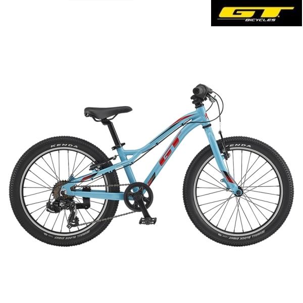 子供用自転車 GT STOMPER ACE 20 (アクアブルー) 2020 ジーティー ストンパー エース 20 マウンテンバイク