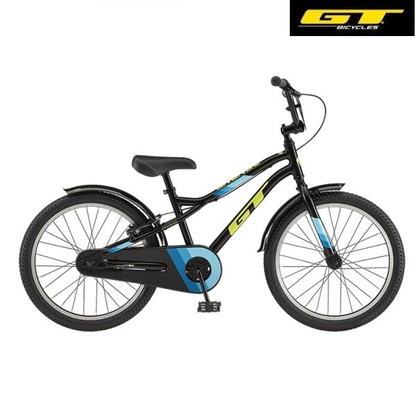 子供用自転車 GT Runge 20 (ブラック) 2020 ジーティー ランジ20