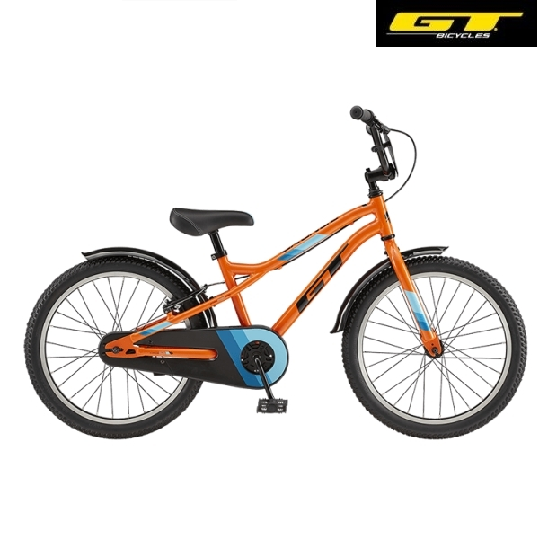 子供用自転車 GT Runge 20 (オレンジ) 2020 ジーティー ランジ20