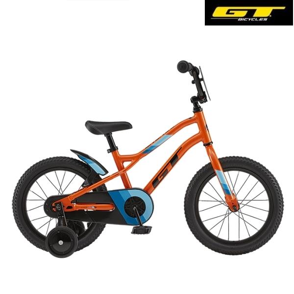 幼児用自転車 GT Runge 16 (オレンジ) 2020 ジーティー ランジ16