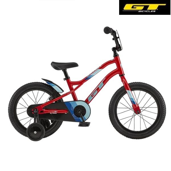 子供用自転車 GT SIREN 16 (レッド) 2020 ジーティー サイレン 16 幼児用自転車