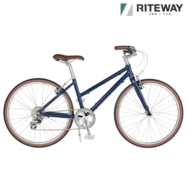 クロスバイク ライトウェイ パスチャー (グロスネイビー) 2020 RITEWAY PASTURE