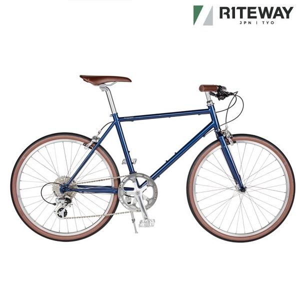 クロスバイク ライトウェイ スタイルス (グロスネイビー)2020 RITEWAY STYLES
