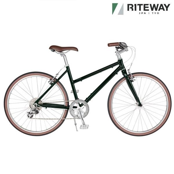 クロスバイク ライトウェイ スタイルス (グロスダークオリーブ)2020 RITEWAY STYLES