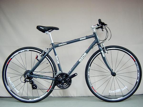 ジオス ミストラル (グレー) 2020 GIOS MISTRAL クロスバイク