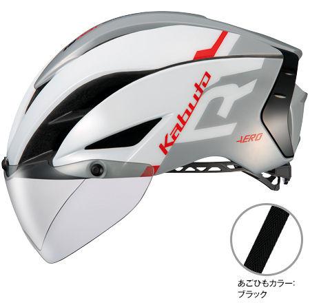 OGK KABUTO AERO-R1 (G-1 ホワイトライトグレー) サイクリングヘルメット オージケー カブト エアロ アールワン 自転車