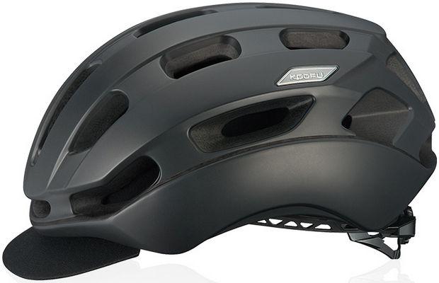 OGK KABUTO BC-Glosbe2 (マットブラック) サイクリング ヘルメット オージケー カブト コーフー BC グロッスベ2 自転車