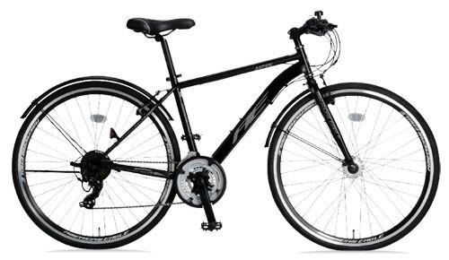 クロスバイク アメリカンイーグル AE CRB700DX ASPEN (ブラック) 2131 AMERICAN EAGLE CRB 700 DX アスペン サギサカ SAGISAKA