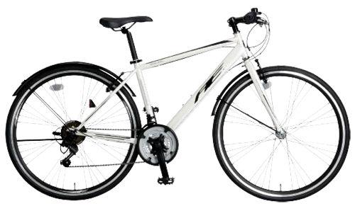 クロスバイク アメリカンイーグル AE CRB700STD VAIL (ホワイト) 2134 AMERICAN EAGLE CRB 700 STD ベイル サギサカ SAGISAKA