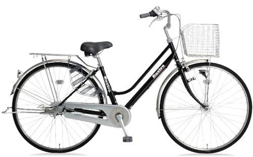 シティサイクル サギサカ 超錆びに強い軽快273AL (ブラック) 2150 SAGISAKA 超錆びに強い 軽快 273 AL