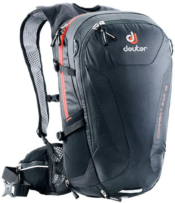 ドイター コンパクト EXP 16 (ブラック) deuter Compact EXP 16 バイク バッグ リュック D3200315-7000