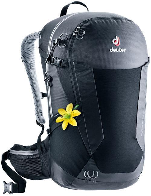 ドイター フューチュラ 26 SL (ブラック) deuter Futura 26 SL バックパック リュック D3400418-7000