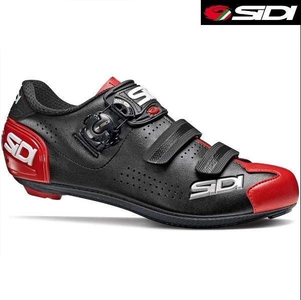 SIDI ALBA2 (ブラック/レッド) シディー アルバ2 サイクル ビンディング シューズ