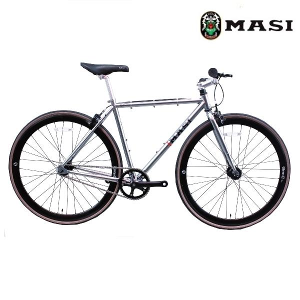ピストバイク MASI FIXED UNO RISER (クローム) 2020 マジィ フィクスド ウノ ライザー