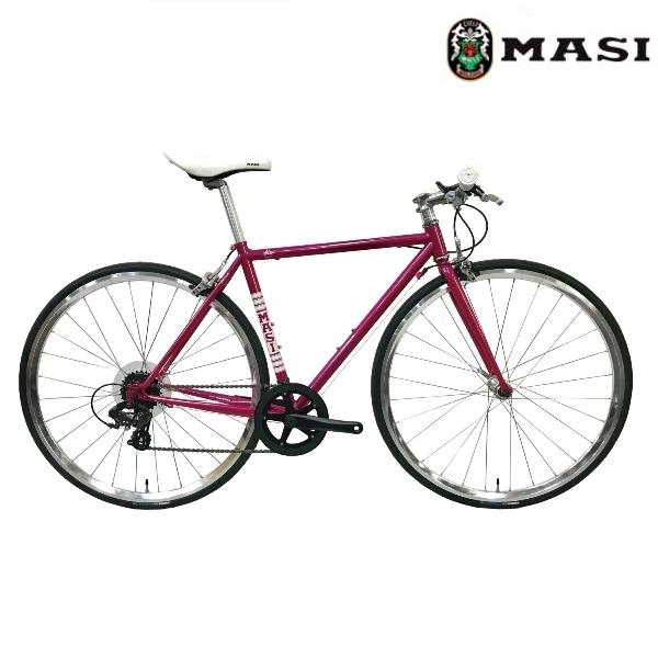クロスバイク MASI CAFFE RACER PRIMA (ローザピンク) 2020 マジィ カフェ レーサー プリマ