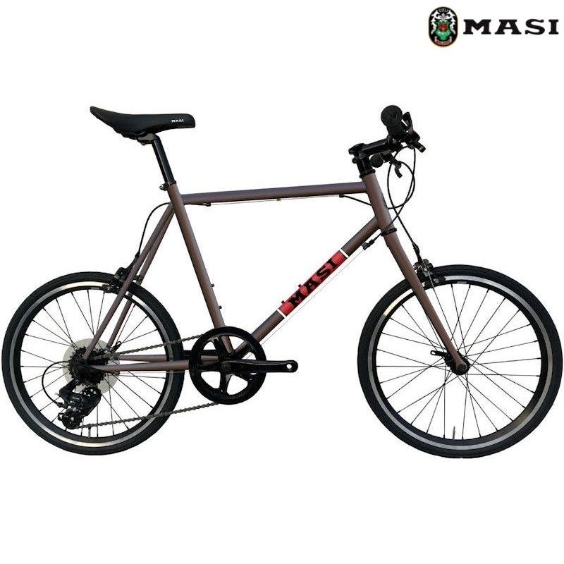 ミニベロ MASI MINI VELO PRIMA (マットブラッククラウド) 2020 マジィ ミニベロ プリマ 小径自転車