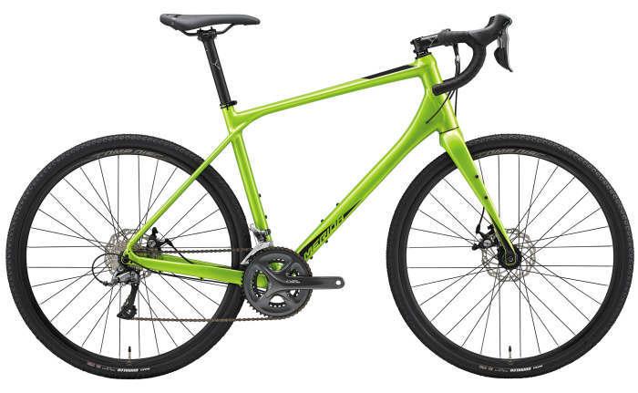 MERIDA ロードバイク メリダ サイレックス 100 (グロッシーグリーン(EG47))2020 MERIDA SILEX 100