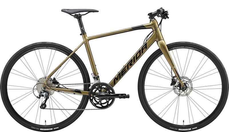 MERIDA クロスバイク メリダ グランスピード 300-D (シャィニーゴールド | EX01) 2020 MERIDA GRAN SPEED 300-D