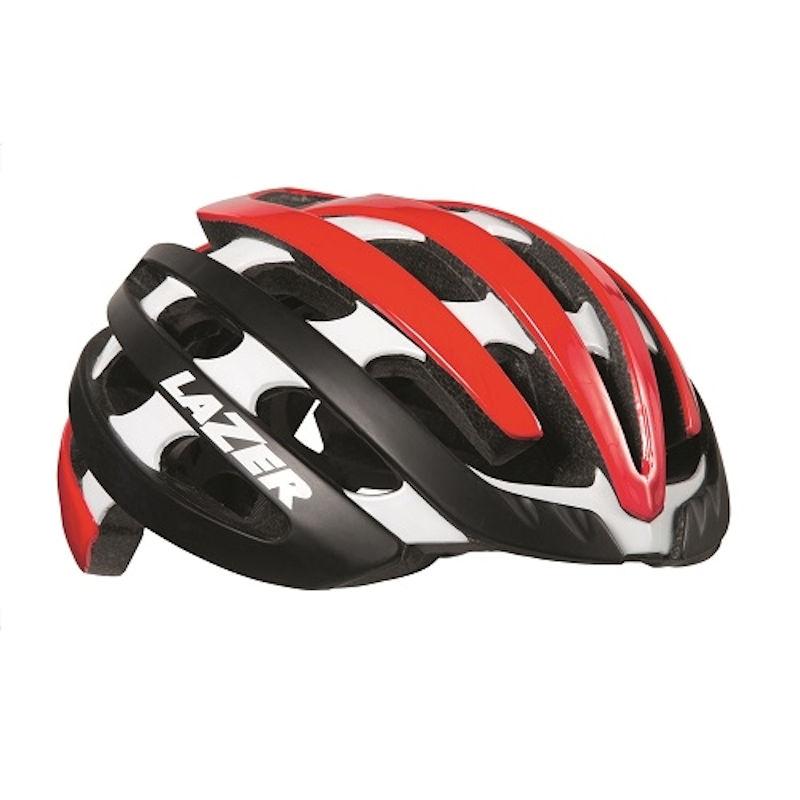 LAZER (レーザー) Z1(ゼットワン)(マットブラック/レッド)ヘルメット サイクルヘルメット 自転車