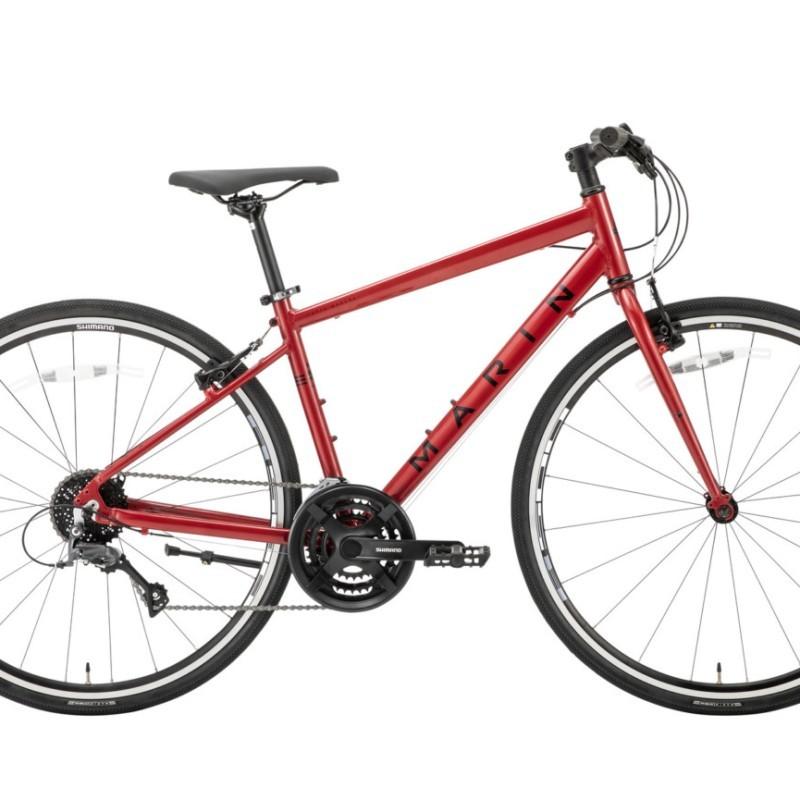 MARIN マリンバイク クロスバイク コルトマデラ SE (GLOSS.RED) 2020 MARIN CORTE MADERA SE アルミ