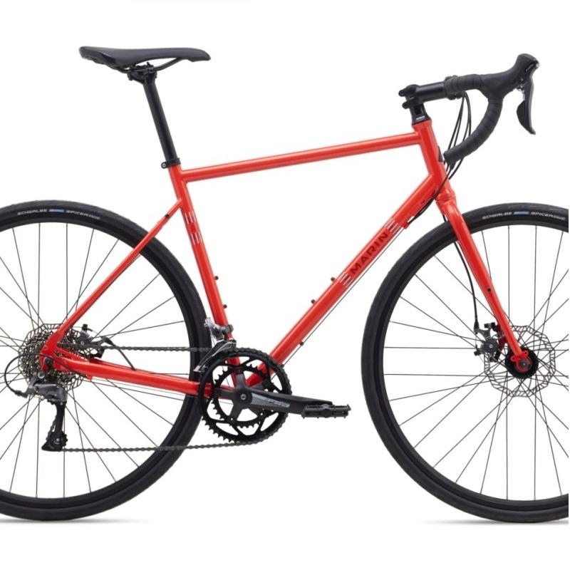 MARIN マリンバイク ロードバイク 二カシオ (グロスオレンジ) 2020 MARIN NICASIO ALL ROAD