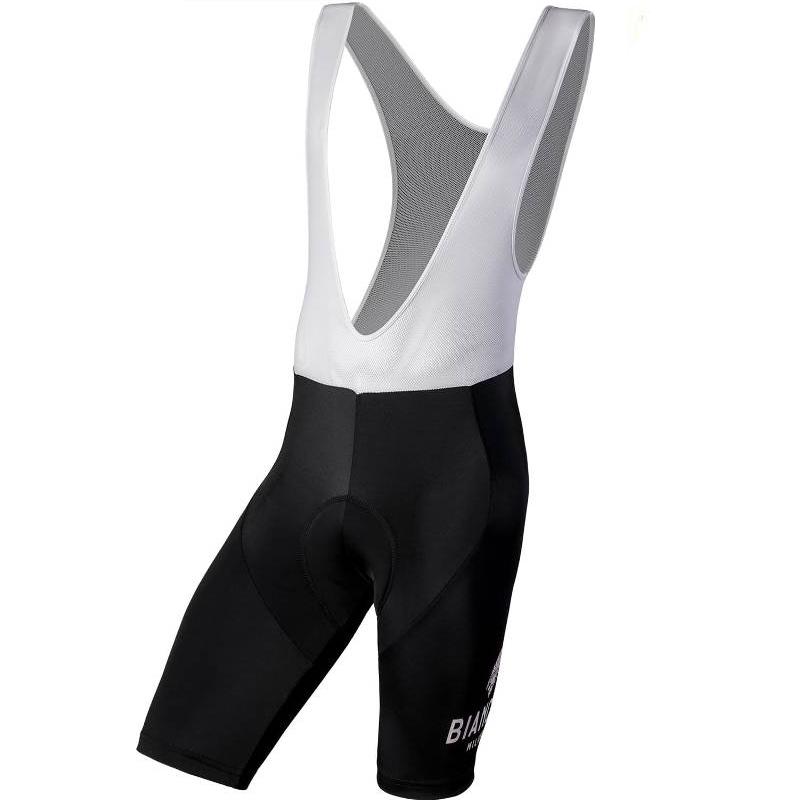 BIANCHI ビアンキ ブランド 自転車 Bianchi MILANO 品質保証 ビアンキミラノ サイクルBib 4000 SSビブショーツ LEGEND 新作送料無料 Lサイズ ブラック Shorts
