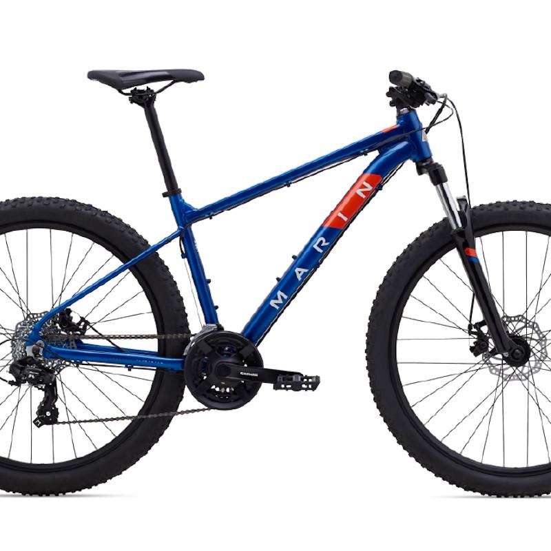MARIN マリンバイク マウンテンバイク ボリナスリッジ-1 (グロスブルー) 2020 MARIN BOLINAS RIDGE-1