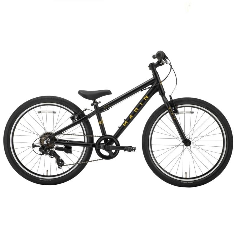 MARIN マリンバイク ジュニアマウンテンバイク  (マットブラック) 2020 MARIN DONKY Jr24 / 子供用自転車