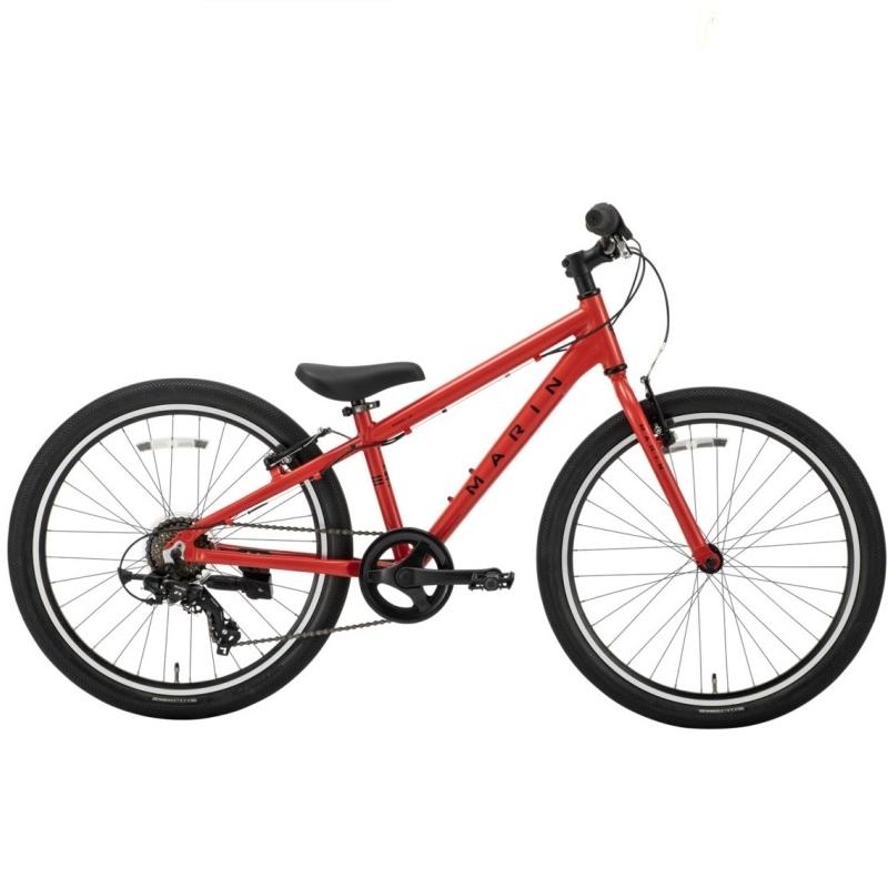 MARIN マリンバイク ジュニアマウンテンバイク  (グロスレッド) 2020 MARIN DONKY Jr24 / 子供用自転車