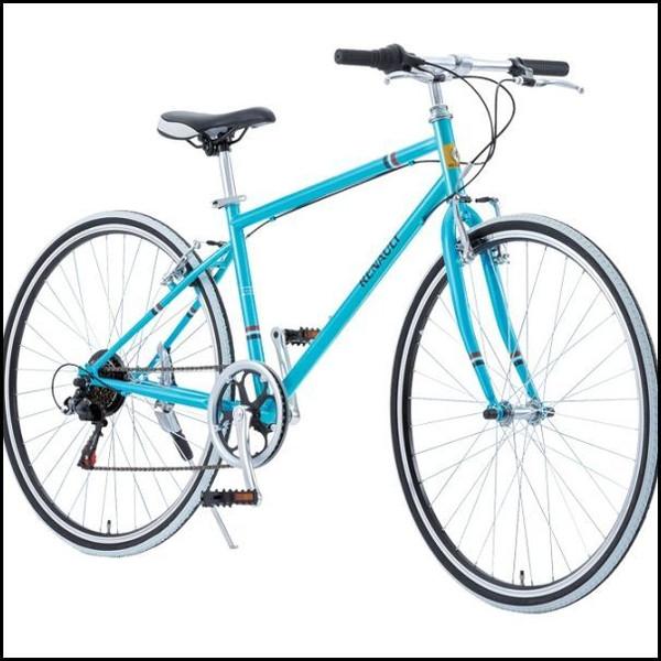 クロスバイク RENAULT CRB7006S ブルー (23582) ルノー700C