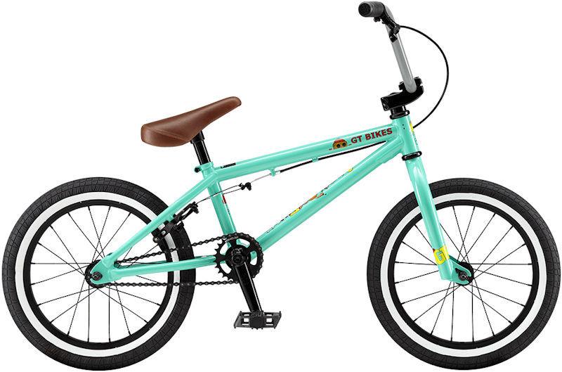 子供用自転車 BMX GT Performer 16 (グリーン) 2019 ジーティー パフォーマー 16 バイシクル モトクロス