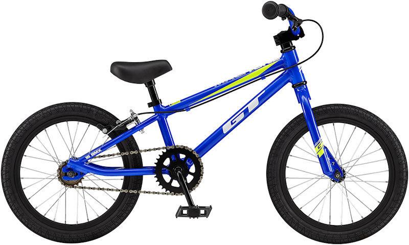 BMX GT MACH ONE 16 (ブルー) 2019 ジーティー マッハワン 16 バイシクル モトクロス 子供用自転車