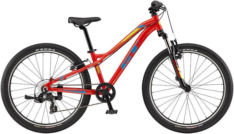 子供用自転車 GT STOMPER PRIME 24 (レッド) 2019 ジーティー ストンパー プライム 24 マウンテンバイク