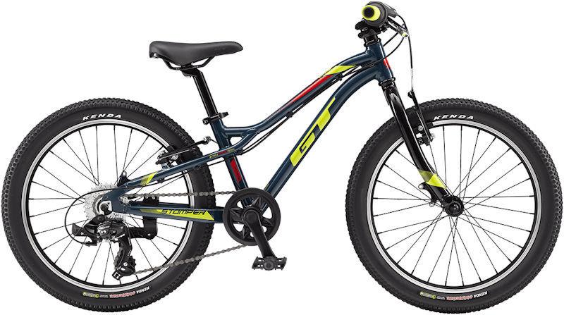 子供用自転車 GT STOMPER PRIME 20 (スレートブルー) 2019 ジーティー ストンパー プライム 20 マウンテンバイク
