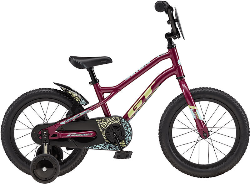 子供用自転車 GT SIREN 16 (マゼンダ) 2019 ジーティー サイレン 16 幼児用自転車