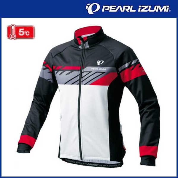 PEARL IZUMI ウィンドブレーク プリント ジャケット / 3555-BL-3 / ブラック 2016 サイクル ウェア 02P03Dec16