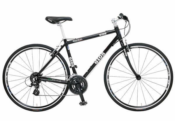 クロスバイク ジオス ミストラル (ブラック) 2019 GIOS MISTRAL